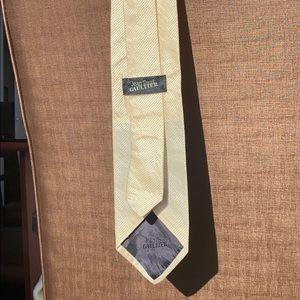 JEAN PAUL GAULTIER silk tie. Authentic